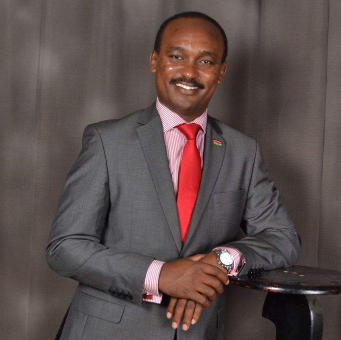 Mwenda Mbijiwe