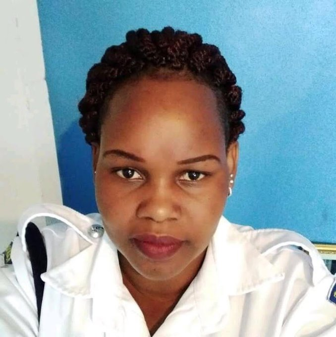 Caroline Kangogo