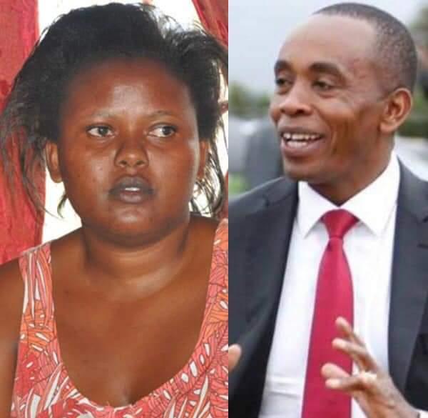 Kimani Wamatangi